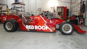 Ex-Bobby Rahal March 84C Indy Car – SOLD!