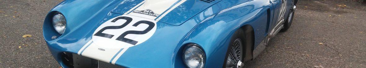 1954 Jaguar XK 140 Drop Head Coupe Devin