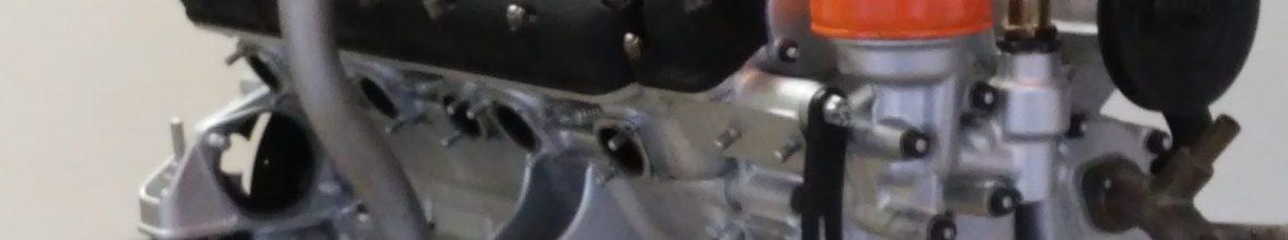 Ferrari 3.0 V12 250 Motor