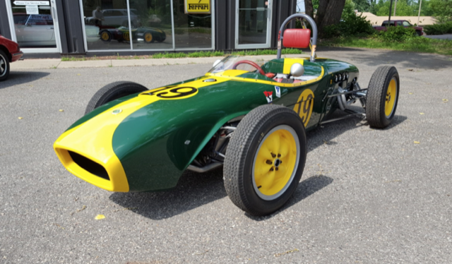 1960 Lotus Jr18 for sale