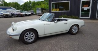 1966 Lotus E'lan SE