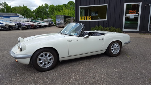 1966 Lotus Elan for Sale
