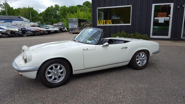 1966 Lotus Elan for Sale