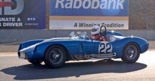 1954 Jaguar Devin Race car built by Donnybrooke Motor Sports